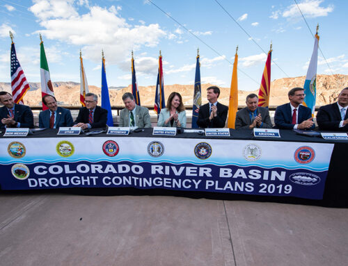 Colorado River DCP Signed!